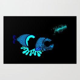 Love_suchi_fresh_fish Art Print