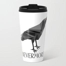 NEVERMORE RAVEN Travel Mug