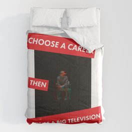 Trainspotting Quotes Comforters