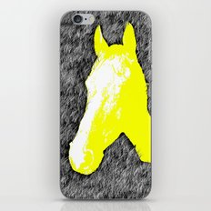 The year of the horse iPhone & iPod Skin