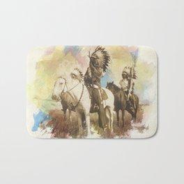 Sioux Chiefs Bath Mat