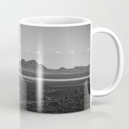 New Mexico Beauty 2 #blackwhite Coffee Mug