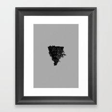 Call It Off Framed Art Print