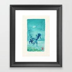 Capoeira 334 Framed Art Print