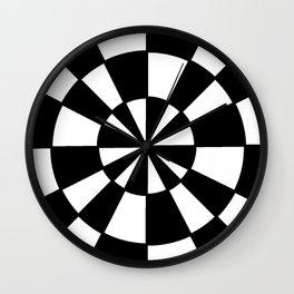 Optical pattern 78 -wheel Wall Clock