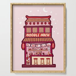 Noodle House Serving Tray