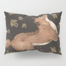 The Fox and Ivy Pillow Sham