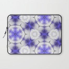 Purple Passion Pattern 7 Laptop Sleeve