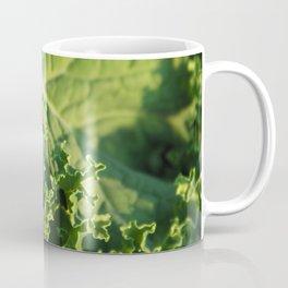 Beauty of Kale Coffee Mug