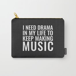 Drama & Music Carry-All Pouch