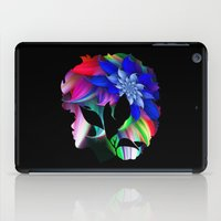 afro iPad Cases featuring Afro by SmartyArt Chick
