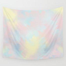 soft tie dye Wall Tapestry