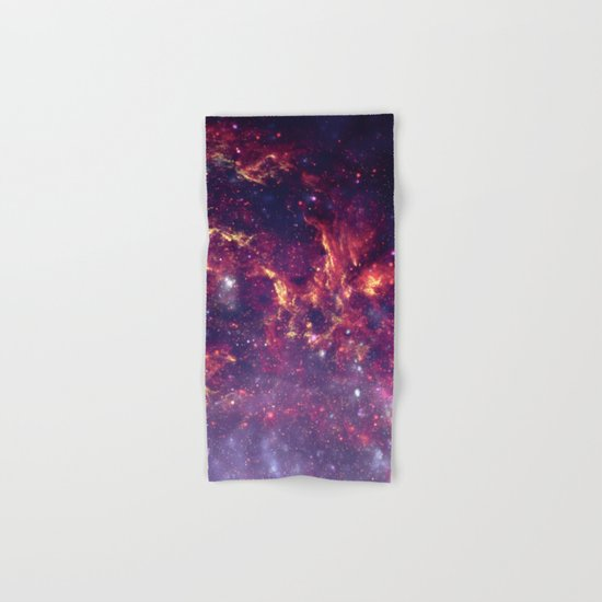 Star Field in Deep Space Hand & Bath Towel