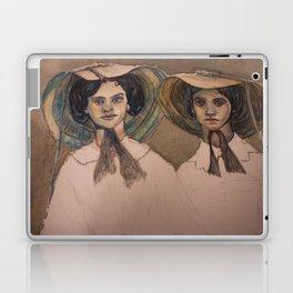 Sunbonnet Sisters Laptop & iPad Skin