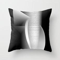 Data script 1 Throw Pillow