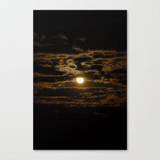 A Look of Heaven Canvas Print