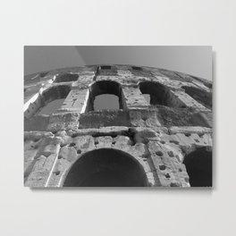 Roman Architecture at its Best Metal Print