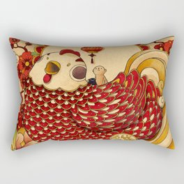 Year of the Rooster Rectangular Pillow