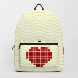 028 love is in the air Backpack