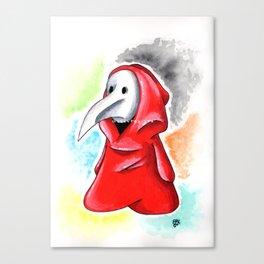 Robin (my OC) Canvas Print