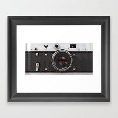 Vintage Camera 07 Framed Art Print