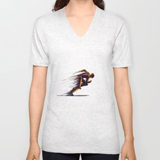 Athlethic's Run Unisex V-Neck