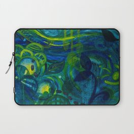 Blue Period Laptop Sleeve