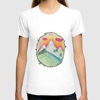 folk T-shirts featuring Folk by Oh Lapislazuli