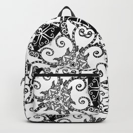 Candy Cane Tangle Backpack