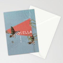 Novella- Mixed media Stationery Cards