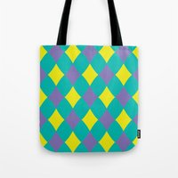 preppy Tote Bags featuring Preppy by machmigo