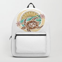 If We Tollerate This Eco Turtle Backpack