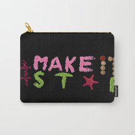 Make it stop hashtag Carry-All Pouch