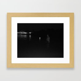 Faces of Ankor Wat pt.4 - Siem Reap, Cambodia Framed Art Print