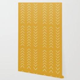 V / Yellow Wallpaper