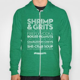 Charleston — Delicious City Prints Hoody