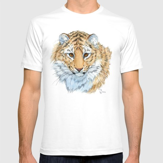 Young Sweet Tiger T-shirt
