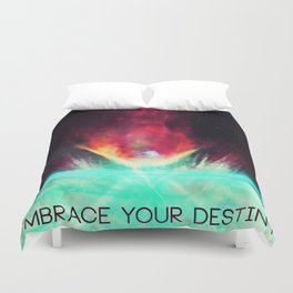 Final Fantasy VII - Destiny Duvet Cover