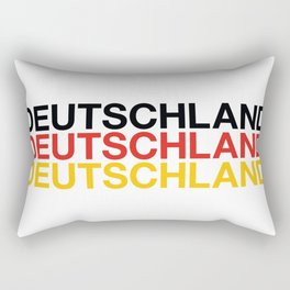 DEUTSCHLAND Rectangular Pillow
