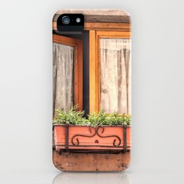 The Streets of Italy iPhone Case