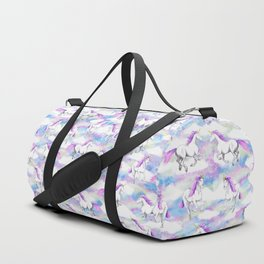 Unicorns and Rainbows Duffle Bag