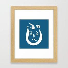 HeNoHeNoMoHeJi Framed Art Print