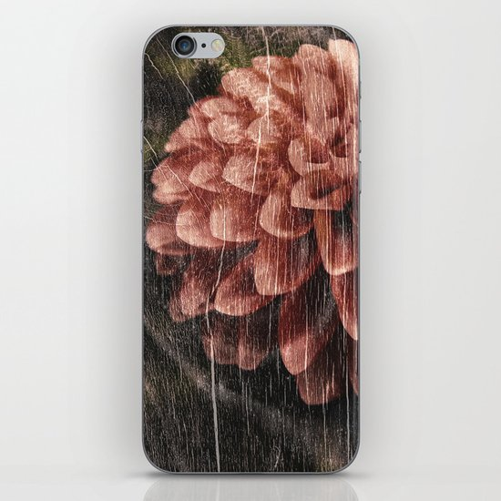 Vintage Blossom  iPhone & iPod Skin