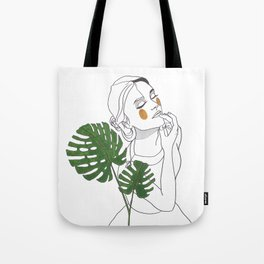 Green Time in the Meantime - 1 Tote Bag