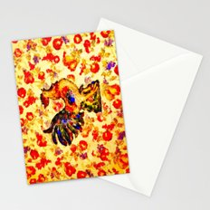 RADIANT ROOSTER - 074 Stationery Cards