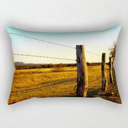 The Gauntlet Rectangular Pillow