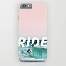 Ride The Waves Slim Case iPhone 6