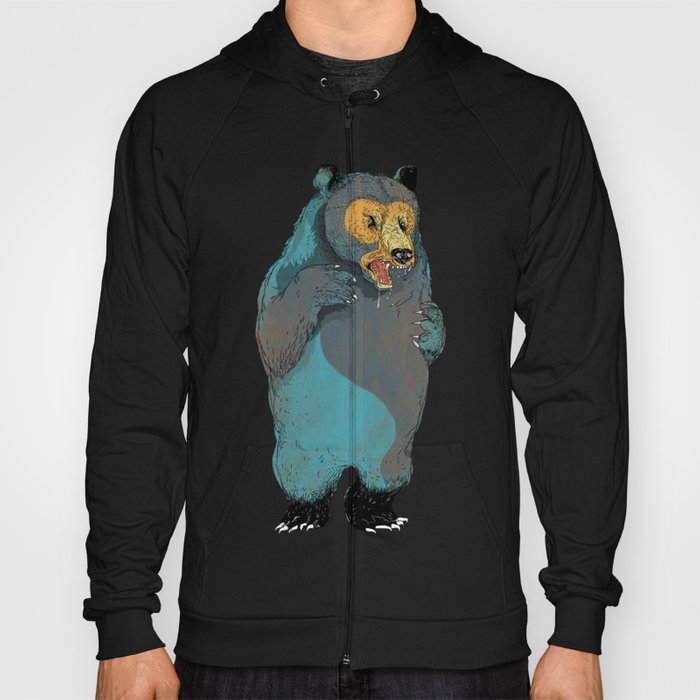 Mr.Grizzly Hoody