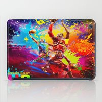 nba iPad Cases featuring NBA by Don Kuing