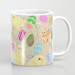 Easter Print Coffee Mug